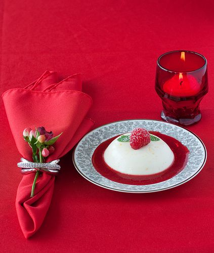 how to make peach sauce for panna cotta