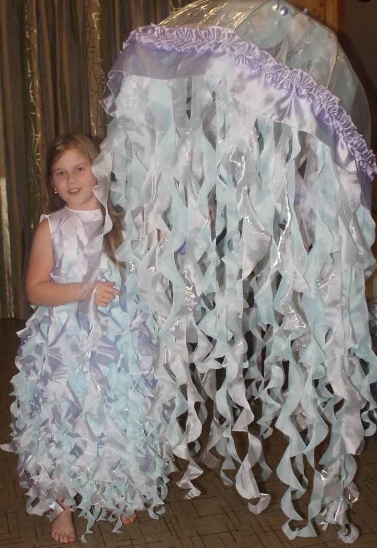 костюм медузы для моей дочки https://vk.com/id133310401