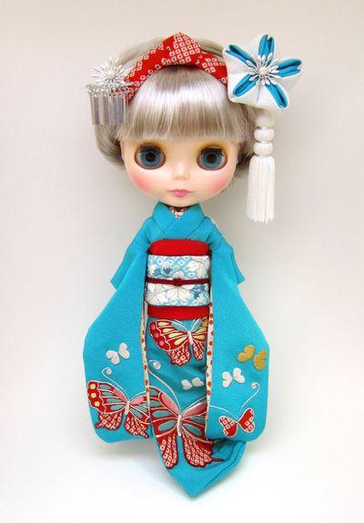 日本刺繍のキット