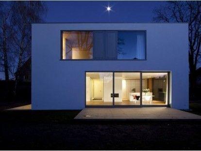 84 besten Einfamilienhäuser Bilder auf Pinterest Architekten - haus renovierung altbau london wird vier reihenhauser verwandelt
