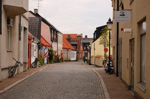 "Ystad, Sweden (""Sidetracked"" - Henning Mankell)"