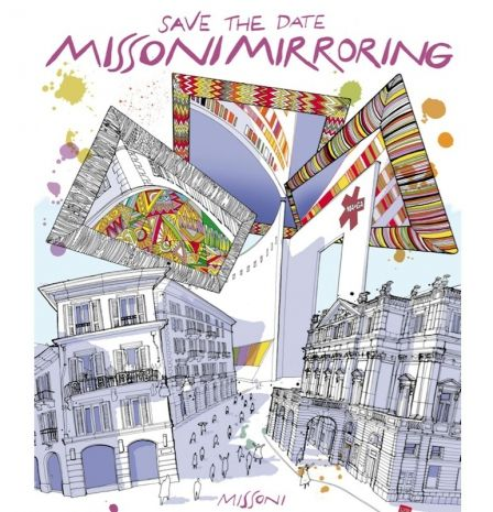 Missoni Mirroring al Salone 2015