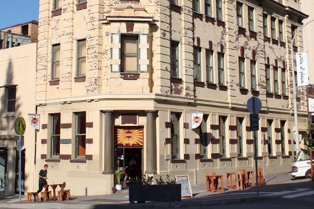 Sprocket Roasters Cafe - Newcastle