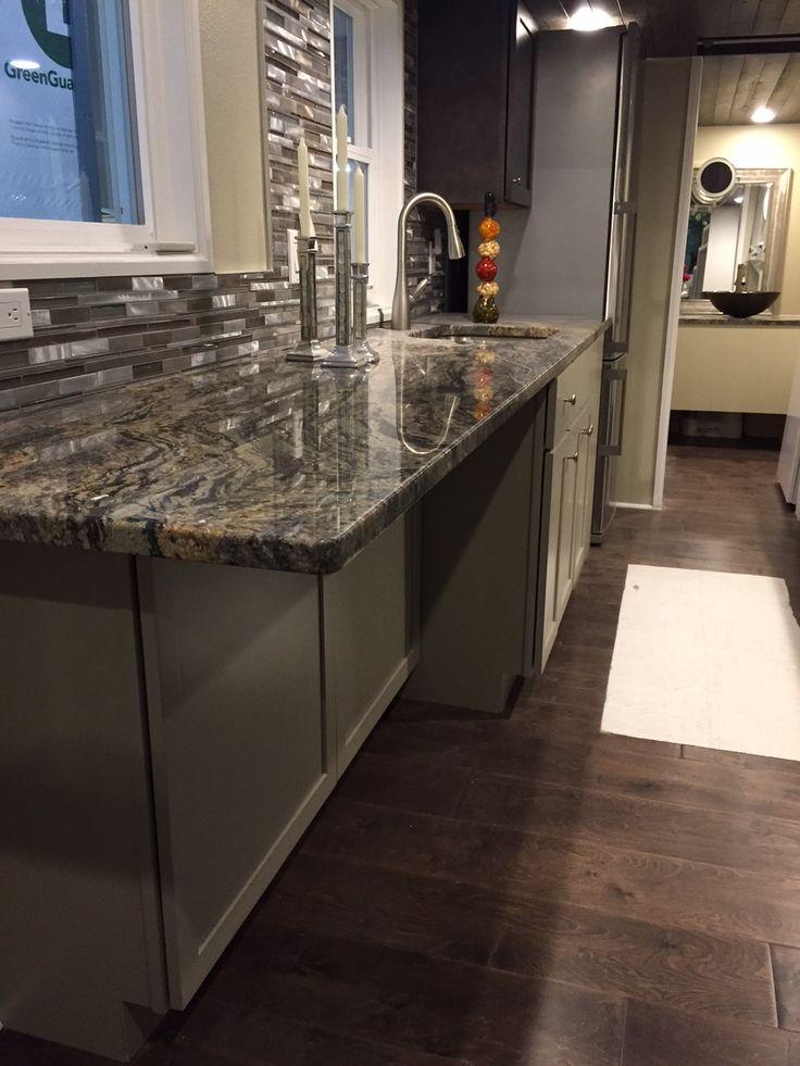 Granite Kitchen Counters   Westbury By Cornerstone Tiny Homes