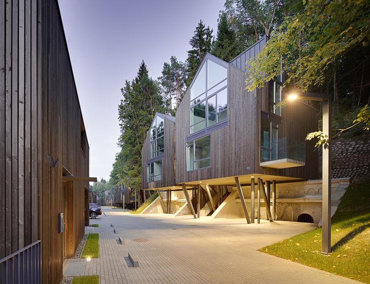 Gallery of Housing Development Rasu Namai / Paleko Arch Studija + PLAZMA - 1