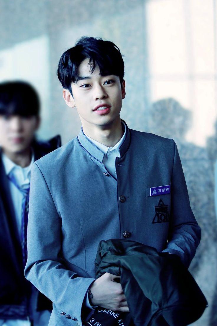 Kim Donghyun (김동현) handsome!