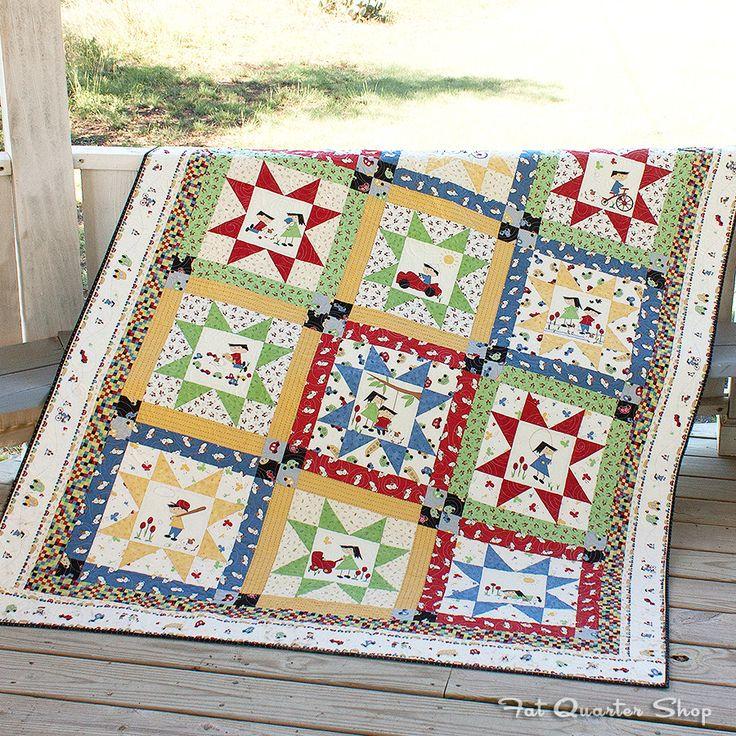 Vintage Quilt Kits 84