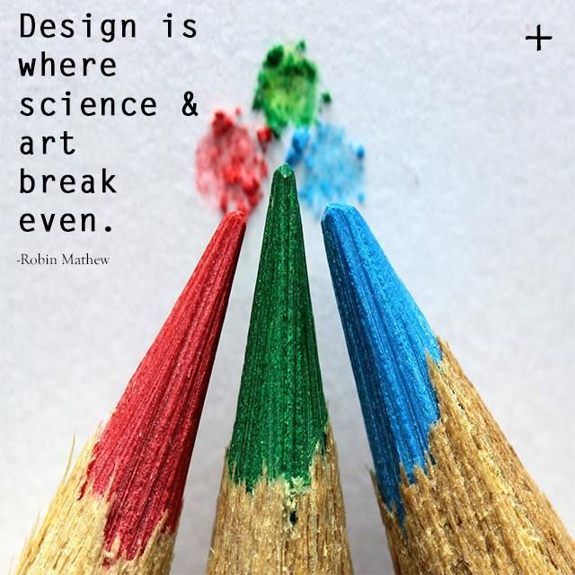 Design, Science & Art.  #socialmedia #socialmediamarketing #socialplus  #design #science #art #color