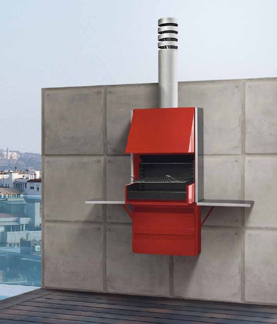 The 25 Top Modern Outdoor Grills & Barbeques