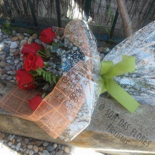 Ó son das flores: Un ramo llena decolor y calidez cualquier estancia...