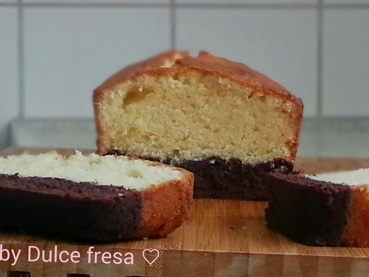 Dulce fresa: Brownie roombotercake