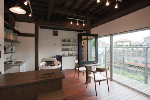 古民家ちっく / Hair + Café