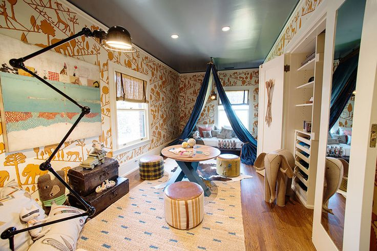 Kids rooms have never looked so cool