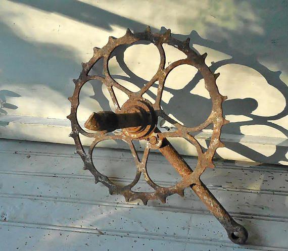 Sweetheart Bike Sprocket Vintage Skiptooth Schwinn Hornet Photo