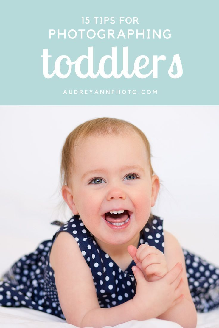 15 Tips for Photographing Toddlers   Get great images of your toddlers with these tried and tested toddler photography tips! Click through to read or pin for later!