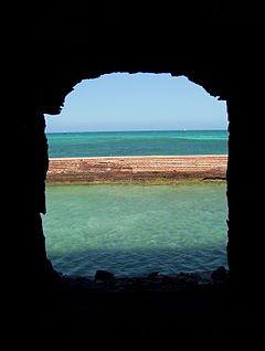 Dry Tortugas in Key West, FL