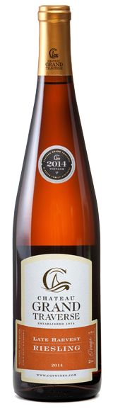 2014 Late Harvest Riesling - Michigan's favorite wine! This wine is a textbook example of balance between sweetness and acidity. Displays abundant citrus flavors, this wine is addictively delicious!
