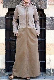 Maternity Abayas Nursing Breastfeeding Islamic Clothing
