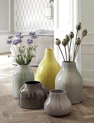 die besten 25+ bodenvasen ideen auf pinterest   dekorative vasen ... - Grose Vasen Fur Wohnzimmer