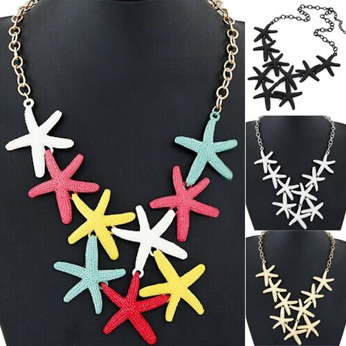 Bluelans Fashion Punk Metal Alloy Chain Statement Women's Starfish Pendant Necklace     Tag a friend who would love this!     FREE Shipping Worldwide     Get it here ---> http://jewelry-steals.com/products/bluelans-fashion-punk-metal-alloy-chain-statement-womens-starfish-pendant-necklace/    #modern_earrings