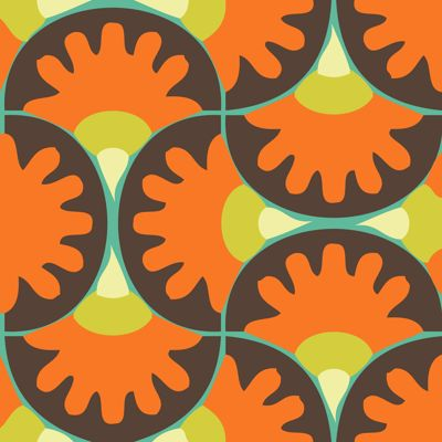 Newretroswirl fabric by sbd for sale on Spoonflower - custom fabric, wallpaper and wall decals