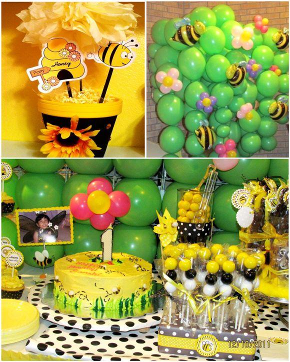 Birds Party Blog Bee Parties