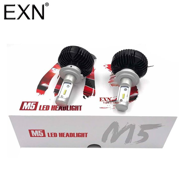 59.00$  Watch now - http://alizfw.shopchina.info/1/go.php?t=32771819034 -  M5 LED Headlight Conversion Kit H7 32W 5600LM High Quality Chip LED Headlight Bulb Cars Replace Halogen & HID Bulbs H7 LED Bulb  #buyininternet
