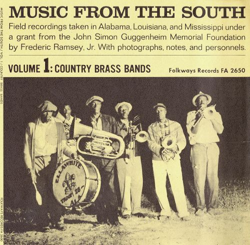Music from the South, Vol. 1: Country Brass Bands [CD]