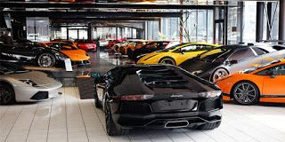 Lamborghini Dealership Ohio