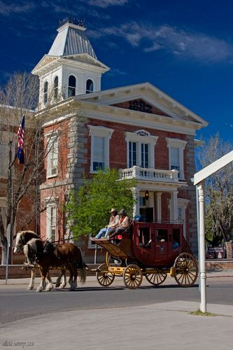 Tombstone Courthouse State Historic Park, Southern Arizona