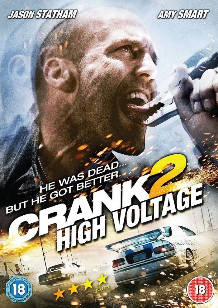 Crank 2 High Voltage | Movies | Pinterest | News and High ...