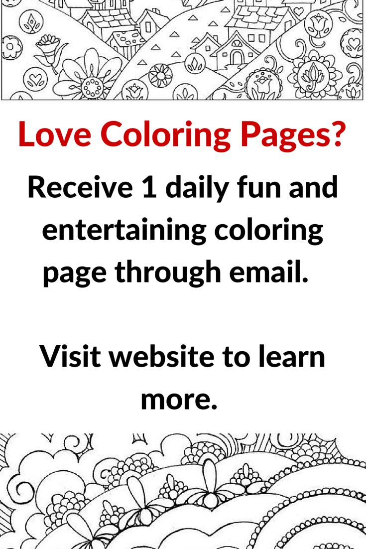 daily coloring pages for adults - photo#30