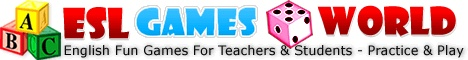 ESL Fun Games for Teachers & Students - Practice & Play