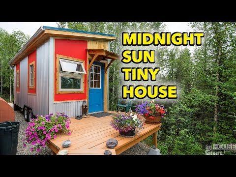 midnight sun tiny house