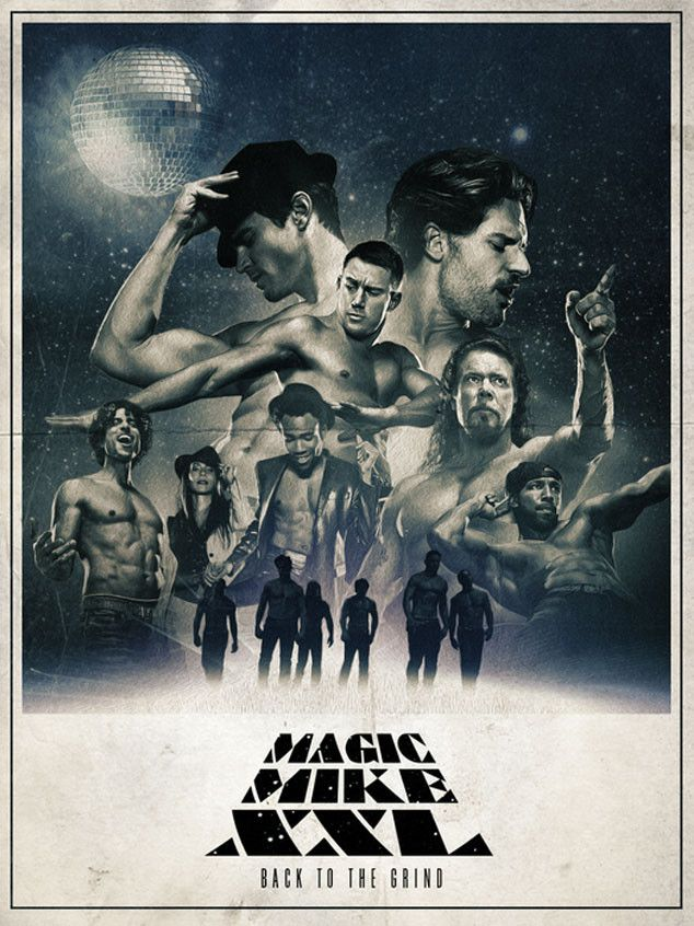 Magic Mike XXL Cast Celebrates Star Wars Day With Sexy Twitpic! Plus, Watch a New Teaser Trailer