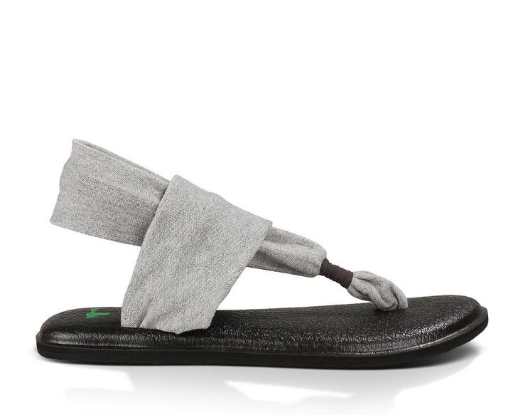 Sanuk® Yoga Sling 2 for Women! I just bought a pair and they are the most comfortable sandal ever! Available in more colors and styles. I will be buying another pair very soon :-)