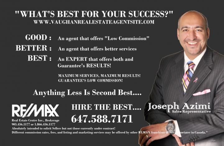 Real Estate Agent In Vaughan