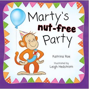 Marty's nut free party Was .95 - Allergy & Anaphylaxis Australia