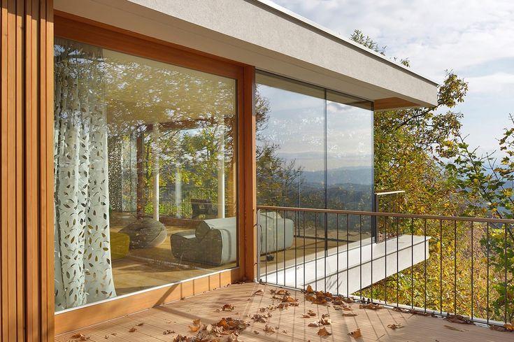 Breathtaking House Katarina feels like a modern treehouse   Inhabitat - Sustainable Design Innovation, Eco Architecture, Green Building