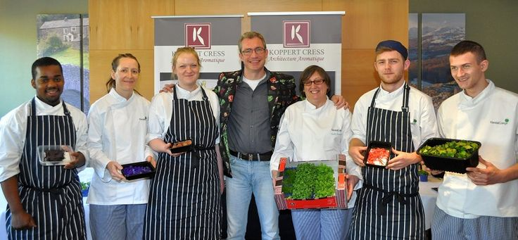 Level 2 & 3 Professional cookery students at Kendal College have been shown that the best things really do come in small packages. On Monday 12th October 2015 the college was visited by Franck Pontais