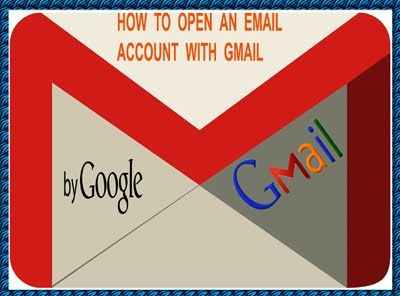 open an email account with gmail