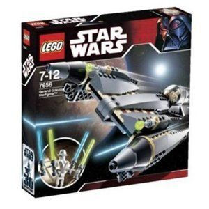 7656 LEGO Star Wars Starfighter Grievous Shogun http://www.amazon.com/