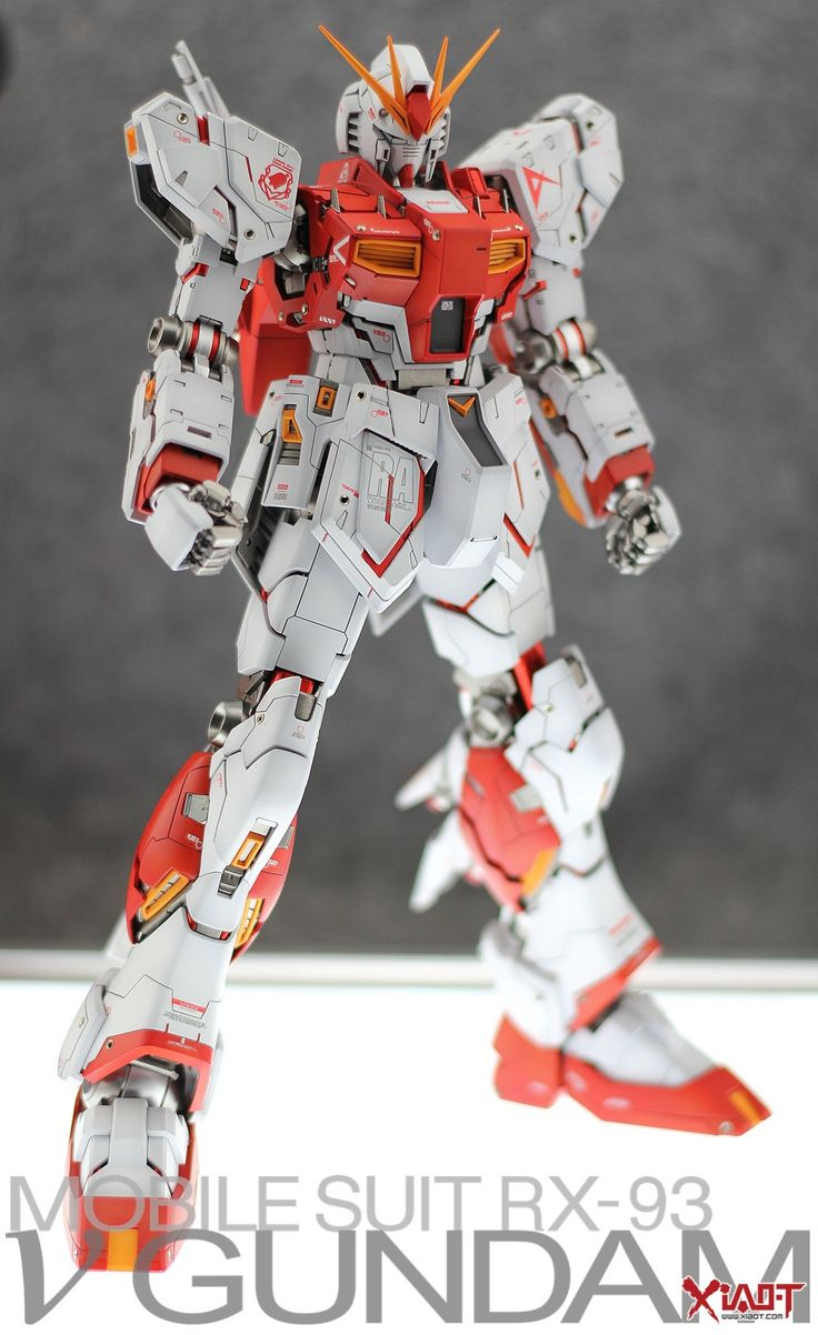 MG 1/100 Nu Gundam Ver.Ka 改色: Work by Jon-K Full Photoreview Wallpaper Size Images  | GUNJAP