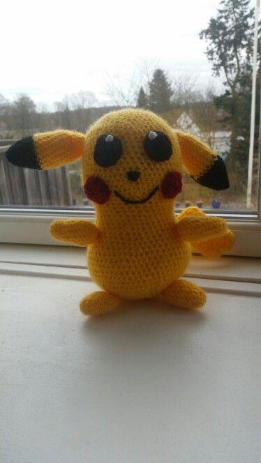 Hækler pikachu til Malik, foråret 2016