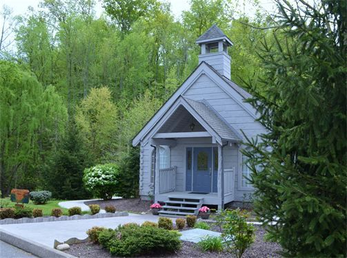 sugar hollow wedding chapel this wedding chapel is tucked into the award winning alpine mountain village resort residing in the foothills of t