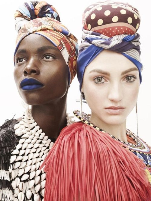 Turban Inspiration For Summer 2014 (11 Faves)