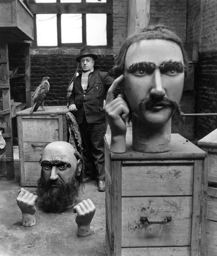 45 Unreleased Photos of Robert Doisneau | Web Odysseum