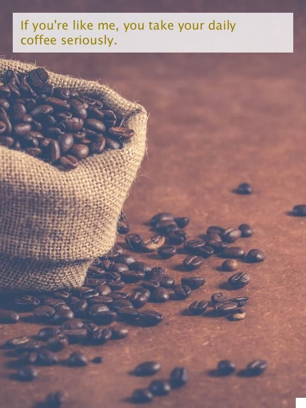 Which Coffee Maker Grinding Out The Answer Coffee Beans Starbucks Coffee Beans Best Espresso Machine