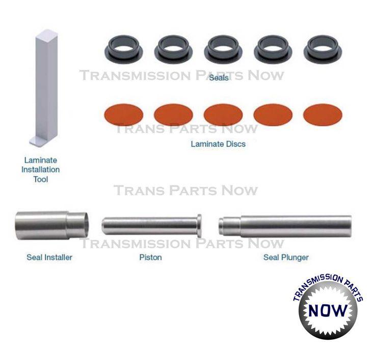 Pressure Switch Tool Kit Sonnax 6L45-6L90 6T70-6T75 - Transmission Parts Now