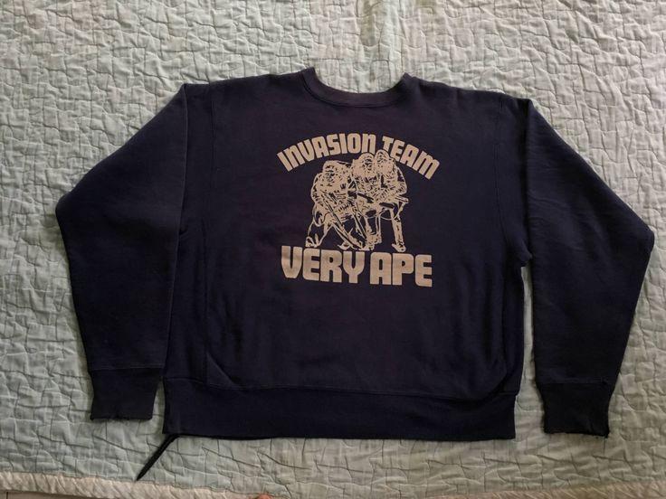 A Very Ape Vintage Sweater